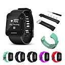 cheap Watch Bands for Garmin-Watch Band for Forerunner 35 Samsung Galaxy / Garmin Sport Band Silicone Wrist Strap