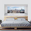 billige Mode Halskæde-Dekorative Mur Klistermærker / Dørklister - Fly vægklistermærker / 3D mur klistermærker Abstrakt / Landskab Stue / Soveværelse