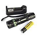 cheap Black Light Flashlights-900 lm LED Flashlights / Torch / Diving Flashlights / Torch / Handheld Flashlights / Torch LED 1 Mode Portable / Professional / Wearproof