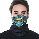 cheap Accessories For GoPro-Pollution Protection Mask All Seasons Moisture Wicking / Quick Dry / Breathability Camping / Hiking / Cycling / Bike Unisex Polyester Print