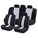 رخيصةأون أساور-أغطية مقاعد السيارات أغطية المقاعد منسوجات عادي for عالمي عالمي