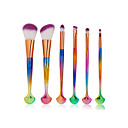 cheap Car Mounts & Holders-Professional Makeup Brushes Makeup Brush Set 6-Pack Eco-friendly Soft Plastic for
