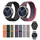 hesapli Çay Takımları-Watch Band için Gear S3 Frontier / Gear S3 Classic Samsung Galaxy Modern Toka Naylon Bilek Askısı