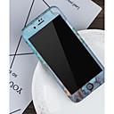 abordables Collares-Funda Para Apple iPhone X / iPhone 8 Plus / iPhone 8 Diseños Funda de Cuerpo Entero Mármol Dura ordenador personal