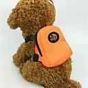 abordables Vêtements & Accessoires pour Chien-Chiens / Chats / Petits Animaux à Fourrure Sac de transport Animaux de Compagnie Transporteur Mini / Mignon Couleur Pleine / Animal Orange / Rouge / Vert