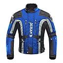 رخيصةأون جاكيتات للدراجات النارية-DUHAN D023jacket ملابس نارية Jacketforالرجال قماش اكسفورد شتاء مقاومة للاهتراء / حماية / متنفس