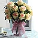 ieftine Accesorii Animale Mici-Flori artificiale 1 ramură Single stil minimalist Trandafiri Față de masă flori