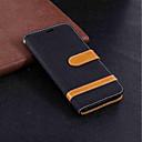 رخيصةأون Huawei أغطية / كفرات-غطاء من أجل Huawei Huawei P20 / Huawei P20 Pro / Huawei P20 lite محفظة / حامل البطاقات / مع حامل غطاء كامل للجسم لون سادة قاسي منسوجات