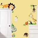 preiswerte Bildschirm-Schutzfolien für's Tablet-Dekorative Wand Sticker - Flugzeug-Wand Sticker Tiere Drinnen / Kinderzimmer