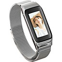 Недорогие Мужские часы-JSBP B42 Умный браслет Android iOS Bluetooth Водонепроницаемый Пульсомер Измерение кровяного давления Сенсорный экран Израсходовано калорий / Педометр / Напоминание о звонке / Сидячий Напоминание