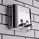 ieftine Gadget Baie-Dispenser Săpun Model nou / Cool Contemporan Oțel inoxidabil / Fier 1 buc - Baie Montaj Perete