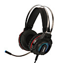 hesapli Köpek Giyim ve Aksesuarları-AJAZZ AX260 Saç Bandı Kablo Kulaklıklar Kulaklık Diğer Deri Türleri / Plastik Kabuk / Metal Oyunlar Kulaklık Stereo / Mikrofon ile / Ses Kontrollü kulaklık