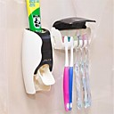 cheap Bathroom Gadgets-Toothbrush Mug Self-adhesive Fashion / Modern Plastics 1 set - tools Toothbrush & Accessories