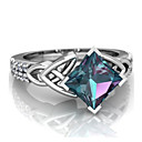 cheap Rings-Women's Cubic Zirconia Stylish Ring - Copper Creative Stylish 6 / 7 / 8 / 9 / 10 Silver For Gift