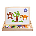 cheap Children Puzzles-Reading Toy SUV Letter New Design Wooden Kids Child's All Boys' Girls' Toy Gift 1 pcs