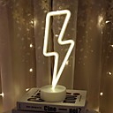 Недорогие Косметика и уход за ногтями-1 комплект LED Night Light Тёплый белый Аккумуляторы AA Для детей / Свадьба / День рождения <5 V