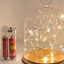 رخيصةأون وشم مؤقت-3m سلسلة الاضواء 30 المصابيح ماء بطاريات aa بالطاقة عيد الميلاد عيد الميلاد مصباح هدية السنة الجديدة