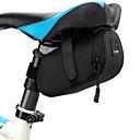 رخيصةأون حقائب الدراجة-2 L حقيبة السراج للدراجة مقاوم للماء صدفة قاسية مضاعف حقيبة الدراجة 600D بوليستر حقيبة الدراجة حقيبة الدراجة أخضر الدراجة