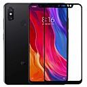hesapli Xiaomi İçin Ekran Koruyucuları-Asling ekran koruyucu xiaomi xiaomi mi 8 temperli cam için 1 adet tam vücut ekran koruyucu 9 h sertlik / 2.5d kavisli kenar / patlamaya dayanıklı
