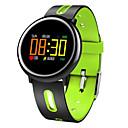 hesapli Akıllı Saatler-Akıllı İzle HB08 için Android iOS Bluetooth Sporlar Su Geçirmez Kalp Ritmi Monitörü Kan Basıncı Ölçümü Dokunmatik Ekran Pedometre Arama Hatırlatıcı Aktivite Takipçisi Uyku Takip Edici / Uzun Bekleme