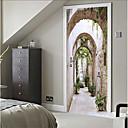 رخيصةأون ديكور الحائط-لواصق حائط مزخرفة - لواصق حياة هادئة / 3D غرفة النوم / داخلي