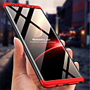 cheap Headsets & Headphones-Case For Samsung Galaxy Note 9 Shockproof Full Body Cases Solid Colored Hard PC for Note 9