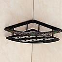 저렴한 목걸이-욕실 선반 뉴 디자인 / 멋진 우아한 놋쇠 1 개 벽내장