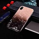 olcso iPhone tokok-Case Kompatibilitás Apple iPhone XR / iPhone XS Max Minta Fekete tok Márvány Puha TPU mert iPhone XS / iPhone XR / iPhone XS Max