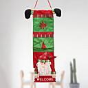 ieftine Audio & Video-Pungi de cadou / Ornamente de crăciun Crăciun Material nețesut Pătrat Novelty Glob de Craciun