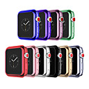 abordables Correas para Apple Watch-Funda Para Apple Apple Watch Series 4/3/2/1 Silicona Apple