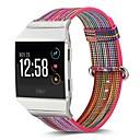hesapli Saat Aksesuarları-Gerçek Deri Watch Band kayış için Apple Watch Series 3 / 2 / 1 Gümüş 23cm / 9 inç 2.1cm / 0.83 İnç