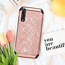 cheap Cases / Covers for Huawei-BENTOBEN Case For Huawei P20 Pro Shockproof / Plating / Glitter Shine Back Cover Glitter Shine Hard TPU / PC for Huawei P20 Pro