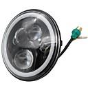 hesapli Araba Ön Farlar-OTOLAMPARA 1 Parça H4 Araba Ampul 60 W Yüksek Performanslı LED 6600 lm 6 LED Kafa Lambası Uyumluluk Jip Wrangler Tüm Yıllar