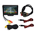 cheap Mac Cases & Mac Bags & Mac Sleeves-BYNCG WG4.3T-4LED 4.3 inch TFT-LCD 480TVL 480p 1/4 inch color CMOS Wired 120 Degree 1 pcs 120 ° 4.3 inch Rear View Camera / Car Reversing Monitor / Car Rear View Kit Waterproof / LED indicator