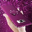 Χαμηλού Κόστους Θήκες / Καλύμματα Galaxy S Series-tok Για Samsung Galaxy S9 Plus / S9 Βάση δαχτυλιδιών / Εξαιρετικά λεπτή / Παγωμένη Πίσω Κάλυμμα Στρας Μαλακή TPU για S9 / S9 Plus / S8 Plus