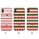 cheap iPhone Cases-Case For Apple iPhone XR / iPhone XS Max Ultra-thin / Transparent / Pattern Back Cover Christmas Soft TPU for iPhone XS / iPhone XR / iPhone XS Max