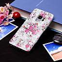 economico Sostegni e supporti per cellulari-Custodia Per Samsung Galaxy S9 Plus / S9 IMD / Fantasia / disegno Per retro Fiore decorativo Morbido TPU per S9 / S9 Plus / S8 Plus