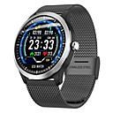 cheap Smartwatches-Indear N58 Smart Bracelet Smartwatch Android iOS Bluetooth Sports Waterproof Heart Rate Monitor Blood Pressure Measurement Touch Screen ECG+PPG Pedometer Call Reminder Activity Tracker Sleep Tracker