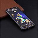 저렴한 갤럭시 J 시리즈 케이스 / 커버-케이스 제품 Samsung Galaxy J6 / J4 패턴 뒷면 커버 버터플라이 소프트 TPU 용 J7 (2017) / J6 (2018) / J5 (2017)