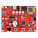 رخيصةأون النماذج-مفاتيح ai التحكم الصوتي v3.0 التحكم الصوتي المجلس على أساس اردوينو الأحمر