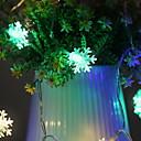 tanie Taśmy świetlne LED-10 m Łańcuchy świetlne 100 Diody LED Ciepła biel 220-240 V 1 zestaw