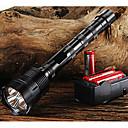 hesapli Fenerler-3800/3000 lm LED Fenerler LED 5 Kip - Trustfire Ayarlanabilir Fokus / Kaymaz Tutacak