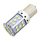 cheap Car Signal Lights-SO.K 2pcs 1156 Car Light Bulbs 10 W SMD 3030 1800 lm 35 LED Turn Signal Light / Motorcycle Lighting / Accessories For universal All years