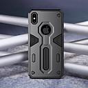 Недорогие Кейсы для iPhone-Nillkin Кейс для Назначение Apple iPhone XR / iPhone XS Max Защита от удара Кейс на заднюю панель броня Твердый ПК для iPhone XR / iPhone XS Max