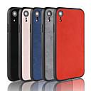 baratos Áudio e Vídeo-Capinha Para Apple iPhone XR / iPhone XS Max Áspero Capa traseira Sólido Rígida TPU para iPhone XS / iPhone XR / iPhone XS Max
