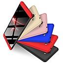 رخيصةأون Nokia أغطية / كفرات-غطاء من أجل نوكيا Nokia 7 Plus ضد الصدمات / مثلج غطاء خلفي لون سادة قاسي الكمبيوتر الشخصي