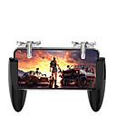 abordables Accesorios para PS4-Game Trigger Para Android / iOS ,  Game Trigger Metal 1 pcs unidad