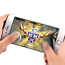 Χαμηλού Κόστους Αξεσουάρ παιχνιδιών Smartphone-Q8 Ασύρματη Ελεγκτές παιχνιδιών / Έλεγχος λαβής / Παιχνίδι Trigger Για Android / iOS ,  Φορητά / Δημιουργικό / Νεό Σχέδιο Ελεγκτές παιχνιδιών / Έλεγχος λαβής / Παιχνίδι Trigger PVC 1 pcs μονάδα