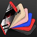 رخيصةأون Samsung أغطية / كفرات-غطاء من أجل Samsung Galaxy J8 (2018) ضد الصدمات / مثلج غطاء خلفي لون سادة قاسي الكمبيوتر الشخصي