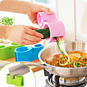 cheap Cooking Tools & Utensils-Stainless Steel + Plastic Peeler & Grater Creative Kitchen Gadget Kitchen Utensils Tools Kitchen 1pc